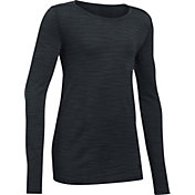 Under Armour Girls' Threadborne Seamless Long Sleeve Shirt