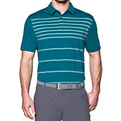 Under Armour Men's CoolSwitch Brassie Stripe Golf Polo
