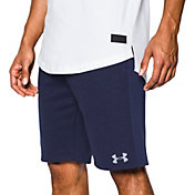 Under Armour Men's Baseline Basketball Sweat Shorts