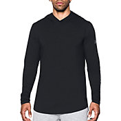 Under Armour Men's Baseline Hooded Long Sleeve Basketball Shirt