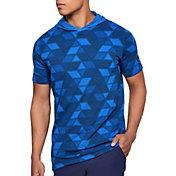 Under Armour Men's Baseline Hooded T-Shirt