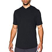 Under Armour Men's Baseline Hooded Basketball T-Shirt