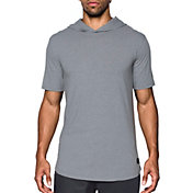 Under Armour Men's Baseline Hooded Basketball T-Shirt