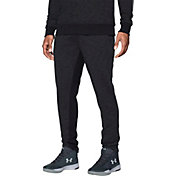 Under Armour Men's Baseline Tapered Basketball Pants