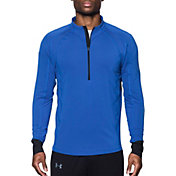 Under Armour Men's ColdGear Reactor ½ Zip Running Long Sleeve Shirt