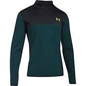 Under Armour Men's ColdGear Infrared Fleece ¼ Zip Hoodie