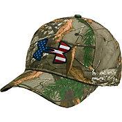 Under Armour Big Flag Camo Hat
