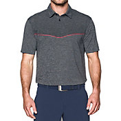 Under Armour Men's CoolSwitch Graphic Fade Golf Polo