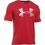 Under Armour Men's USA Big Logo Graphic T-Shirt