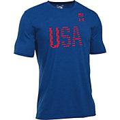 Under Armour Men's USA Flag Graphic T-Shirt