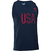 Under Armour Men's USA Graphic Sleeveless Shirt