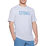 Under Armour Men's Fish Icon Short Sleeve T-Shirt