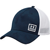 Under Armour Men's Low Crown Trucker Golf Hat
