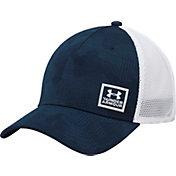 Under Armour Men's Low Crown Trucker Golf Hat