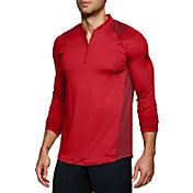 Under Armour Men's MK-1 1/4 Zip Long Sleeve Shirt