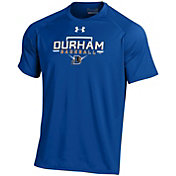 Under Armour Men's Durham Bulls Royal Tech Performance T-Shirt