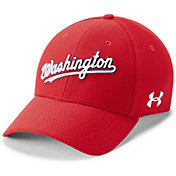 Under Armour Men's Washington Nationals Blitzing Stretch Fit Hat