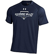 Under Armour Men's Mahoning Valley Scrappers Navy Tech Performance T-Shirt