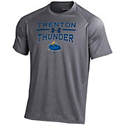 Under Armour Men's Trenton Thunder Grey Tech Performance T-Shirt