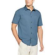 Under Armour Men's Pierpoint Woven Short Sleeve Shirt