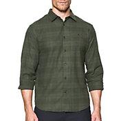 Under Armour Men's Tradesman Lightweight Flannel Long Sleeve Shirt