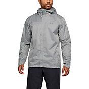 Under Armour Men's Overlook Shell Rain Jacket