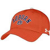 Under Armour Men's Auburn Tigers Orange Renegade Adjustable Hat