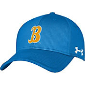 Under Armour Men's UCLA Bruins True Blue Blitzing Stretch Fit Hat
