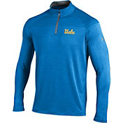 Under Armour Men's UCLA Bruins True Blue UA Tech Tonal Twist Quarter-Zip Shirt