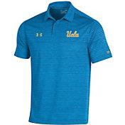 Under Armour Men's UCLA Bruins True Blue Trajectory Polo