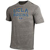 Under Armour Men's UCLA Bruins Grey Tri-Blend T-Shirt