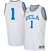 Under Armour Men's UCLA Bruins #1 Replica Basketball White Jersey