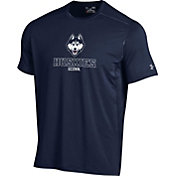 Under Armour Men's UConn Huskies Blue Raid T-Shirt