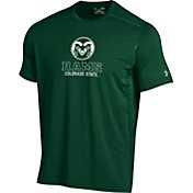 Under Armour Men's Colorado State Rams Green Raid T-Shirt