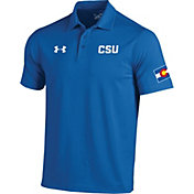 Under Armour Men's Colorado State Rams Colorado State Pride Royal Vented Performance Polo