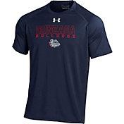 Under Armour Men's Gonzaga Bulldogs Blue Tech T-Shirt