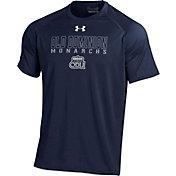 Under Armour Men's Old Dominion Monarchs Blue Tech T-Shirt