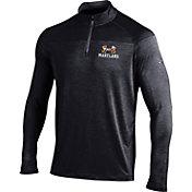 Under Armour Men's Maryland Terrapins 'Maryland Pride' Black Quarter-Zip Shirt