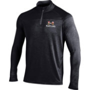 Under Armour Men's Maryland Terrapins Black UA Tech Tonal Twist Quarter-Zip Shirt
