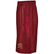 Under Armour Men's Maryland Terrapins Red Raid Shorts