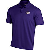 Under Armour Men's North Alabama Lions Purple Performance Polo