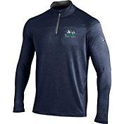 Under Armour Men's Notre Dame Fighting Irish Navy Quarter-Zip Shirt