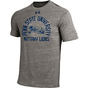 Under Armour Men's Penn State Nittany Lions Grey Tri-Blend T-Shirt