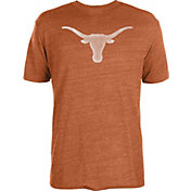 University of Texas Authentic Apparel Men's Texas Longhorns Heathered Burnt Orange Logo T-Shirt