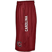 Under Armour Men's South Carolina Gamecocks Garnet Raid Shorts