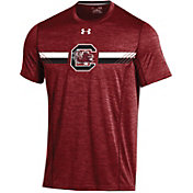 Under Armour Men's South Carolina Gamecocks Garnet Training T-Shirt