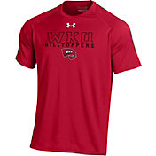 Under Armour Men's Western Kentucky  Hilltoppers Red Tech T-Shirt