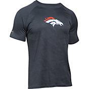 Under Armour NFL Combine Authentic Men's Denver Broncos Tech Novelty Jacquard Performance T-Shirt