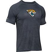 Under Armour NFL Combine Authentic Men's Jacksonville Jaguars Tech Novelty Jacquard Performance T-Shirt