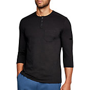 Under Armour Men's Unstoppable Henley 3/4 Sleeve Shirt